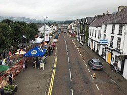 Other View of Carnlough Main Street