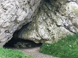 Cave at Ballytoy